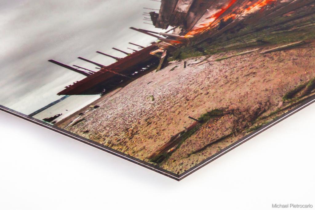 Acrylic/Dibond photo mount - edge