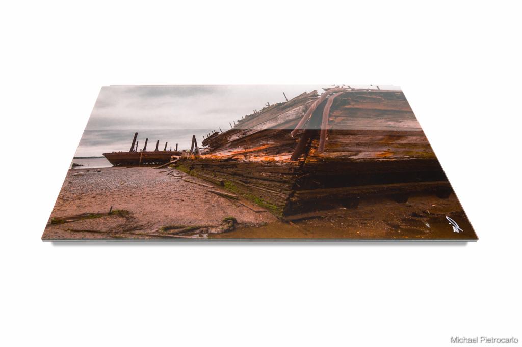 Acrylic/Dibond photo mount - face
